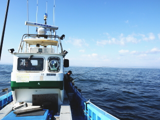 釣り船豊漁丸の特徴のイメージ